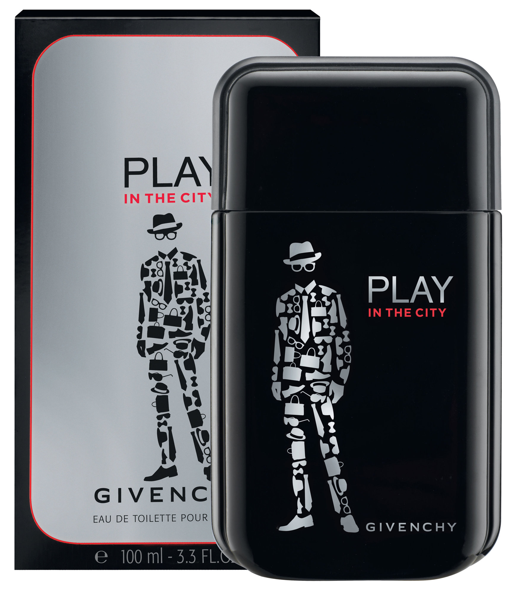 Givenchy Play In The City EDT 100ml