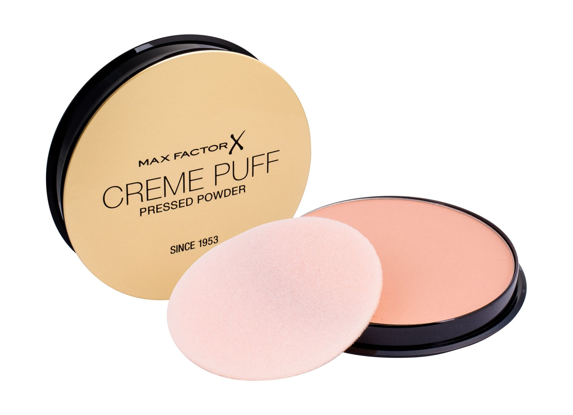 Max Factor Creme Puff Cosmetic 21ml 53 Tempting Touch