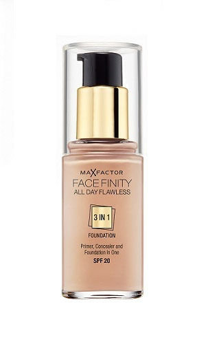 Max Factor Facefinity Cosmetic 30ml 30 Porcelain