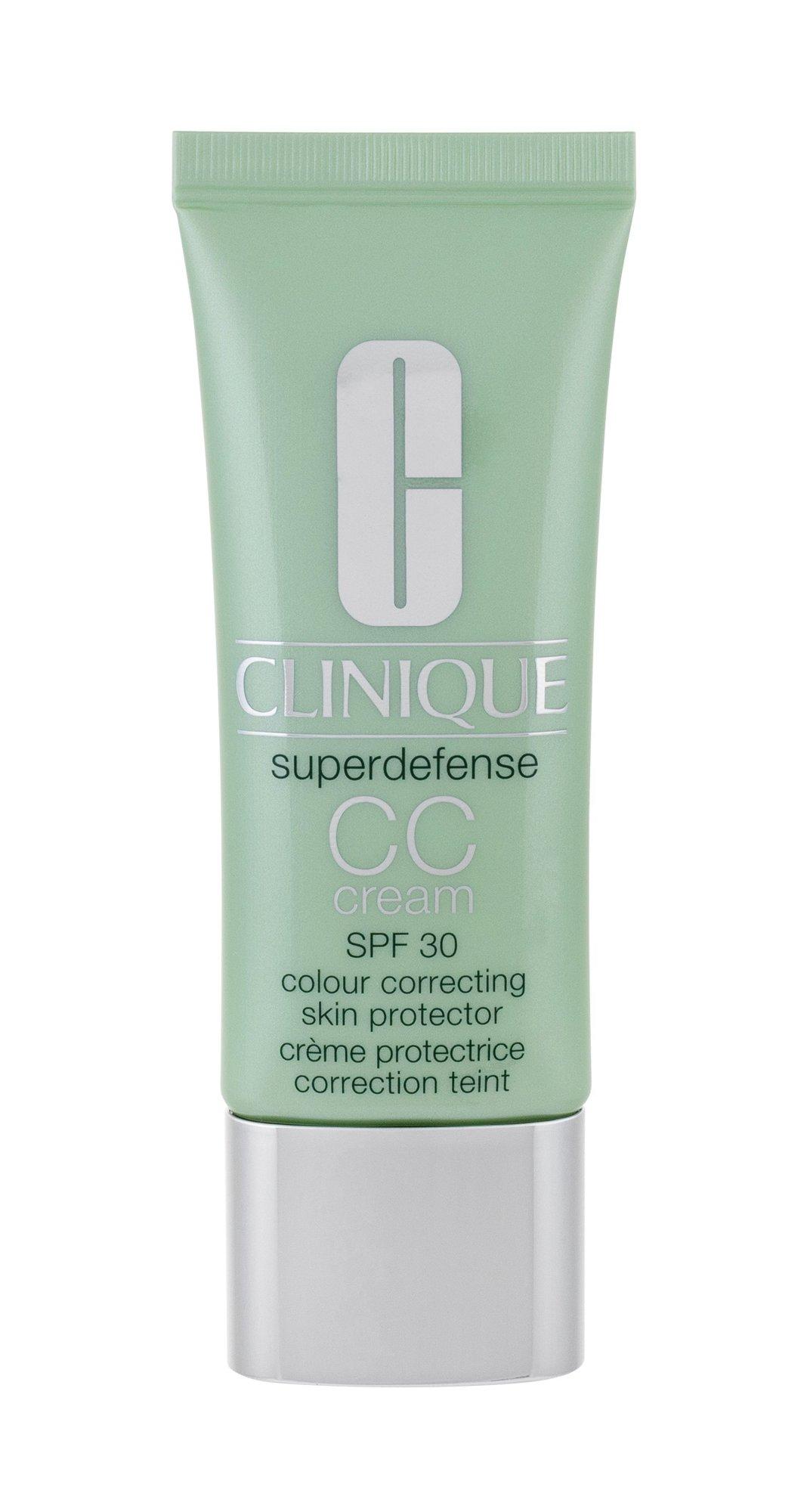 Clinique Superdefense Cosmetic 40ml Medium Deep