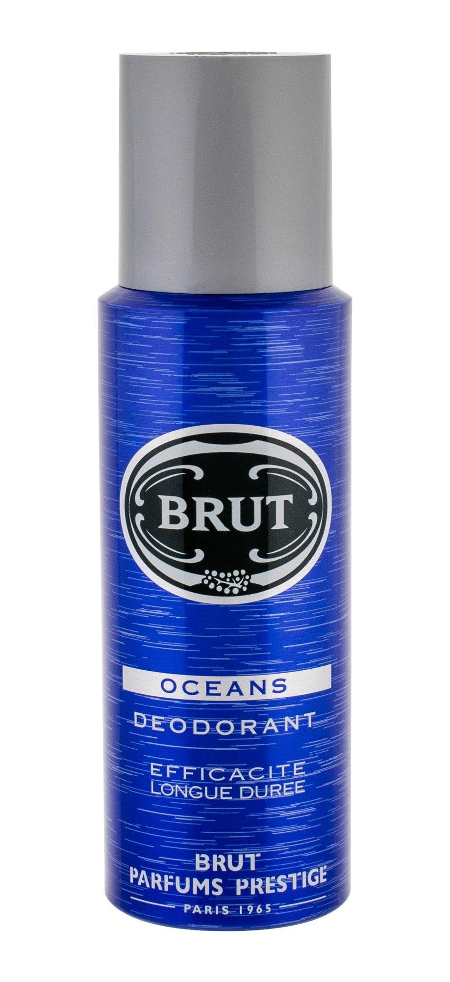 Brut Oceans Deodorant 200ml