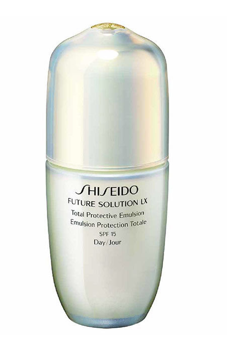 Shiseido FUTURE Solution LX Total Protective Emulsion Cosmetic 75ml