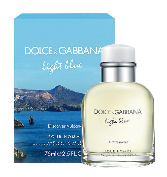 Dolce & Gabbana Light Blue Discover Vulcano EDT 125ml