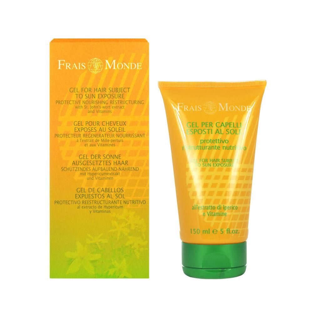 Frais Monde After Sun Protecting Hair Gel Cosmetic 150ml