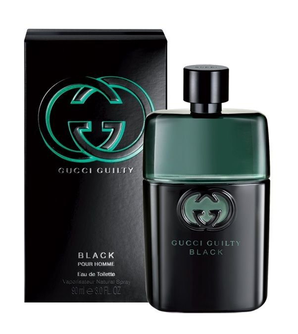 Gucci Gucci Guilty Black Pour Homme EDT 90ml