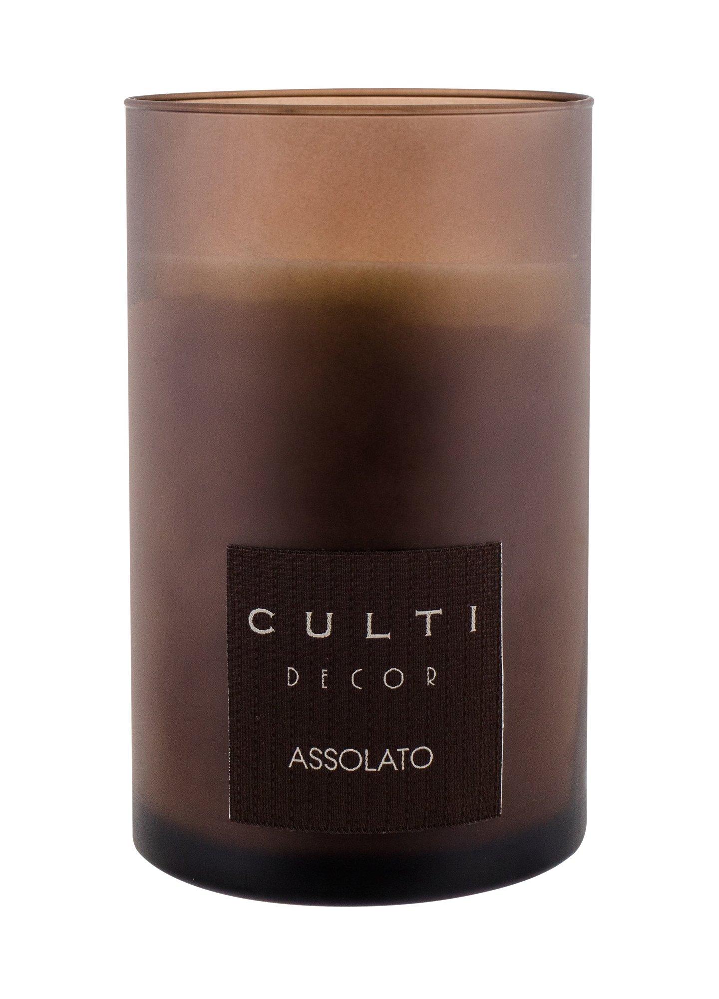 Culti Decor Assolato scented candle 1200ml