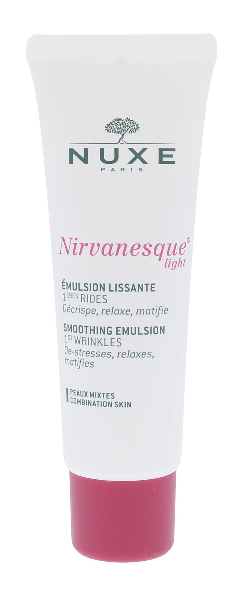 Nuxe Nirvanesque Light 1st Wrinkles Smoothing Emulsion Cosmetic 50ml