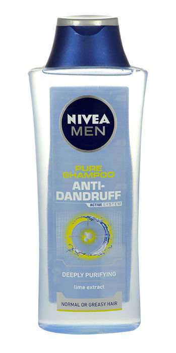 Nivea Men Anti-dandruff Pure Cosmetic 400ml