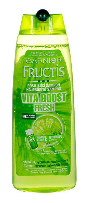 Garnier Fructis Vita Boost Fresh Cosmetic 250ml