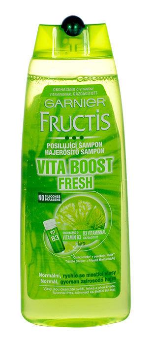 Garnier Fructis Vita Boost Fresh Cosmetic 250ml