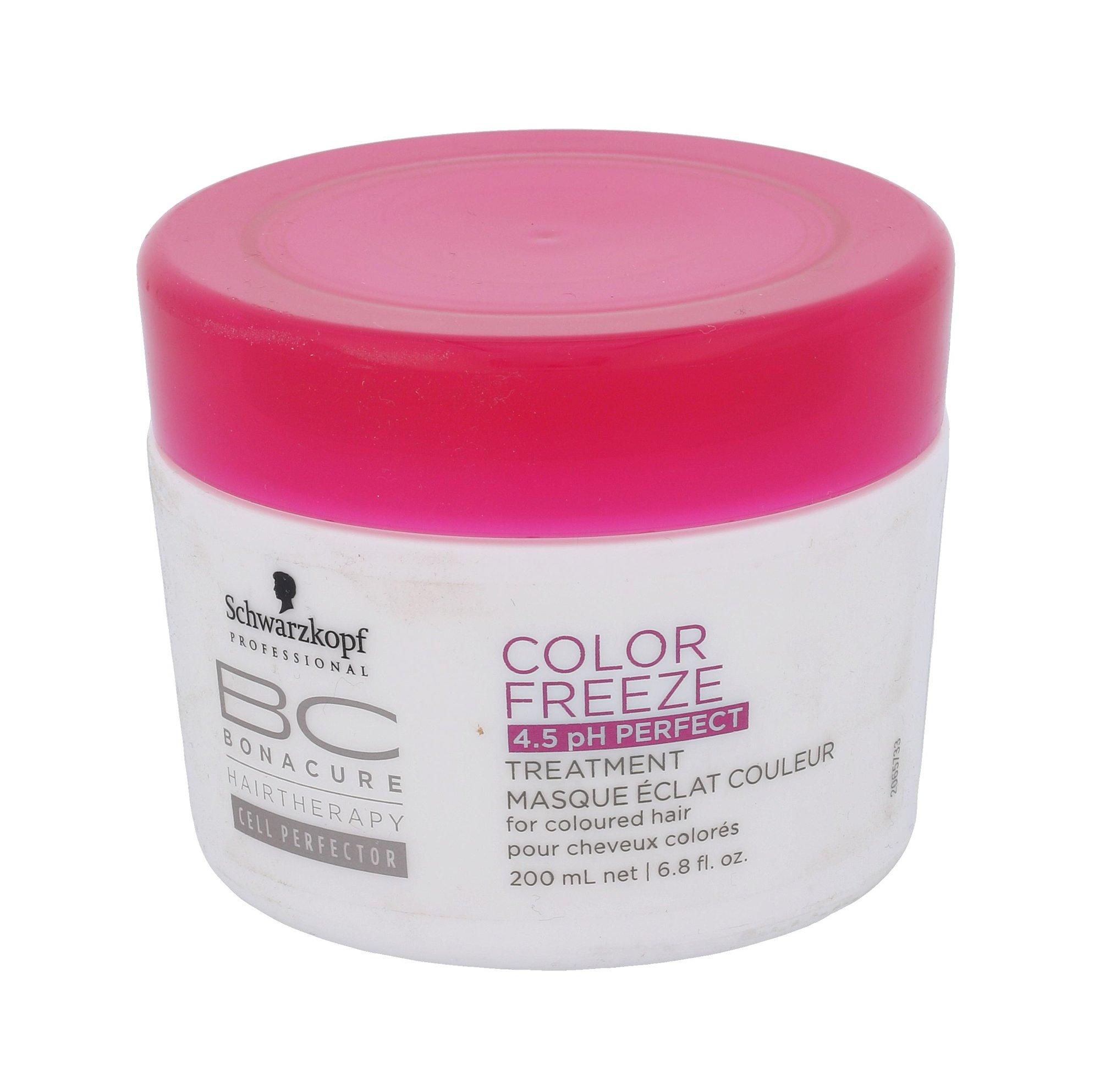 Schwarzkopf BC Bonacure Color Freeze Cosmetic 200ml