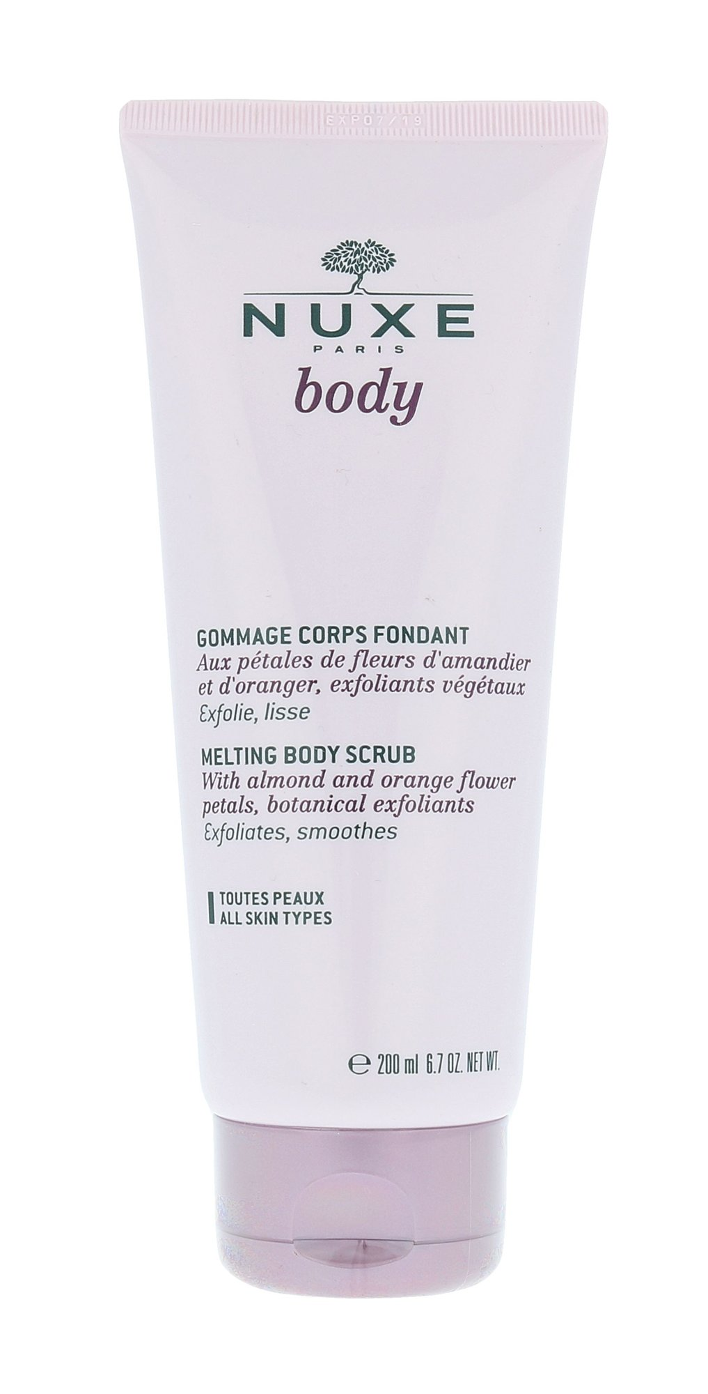 NUXE Body Care Cosmetic 200ml