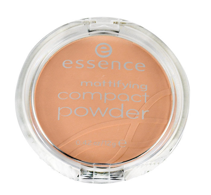 Essence Mattifying Compact Powder Cosmetic 12ml 01 Natural Beige