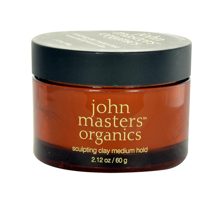 John Masters Organics Sculpting Clay Cosmetic 60ml  Medium Hold