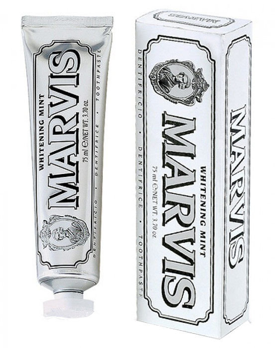 Marvis Whitening Mint Cosmetic 75ml