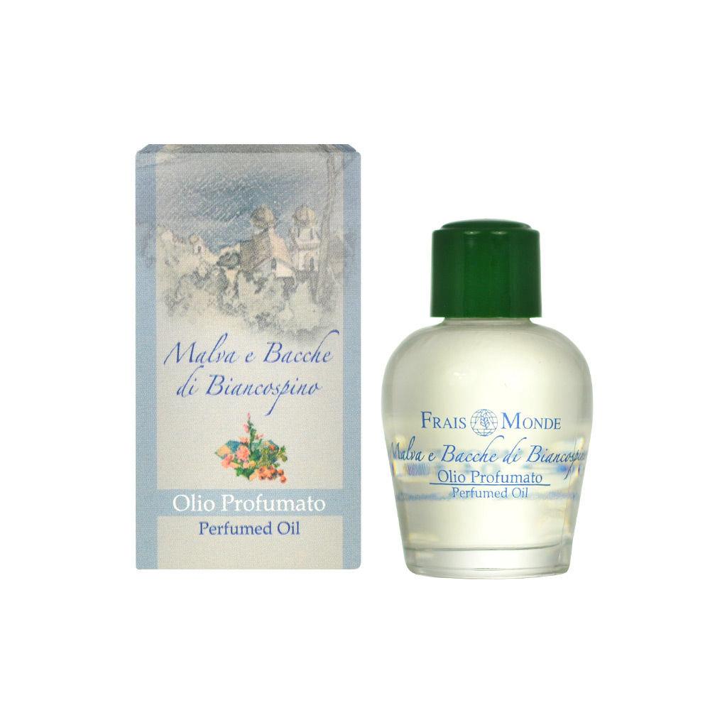 Frais Monde Mallow And Hawthorn Berries Perfumed oil 12ml