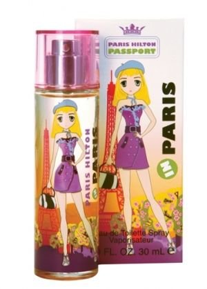 Paris Hilton Passport Paris EDT 7,5ml