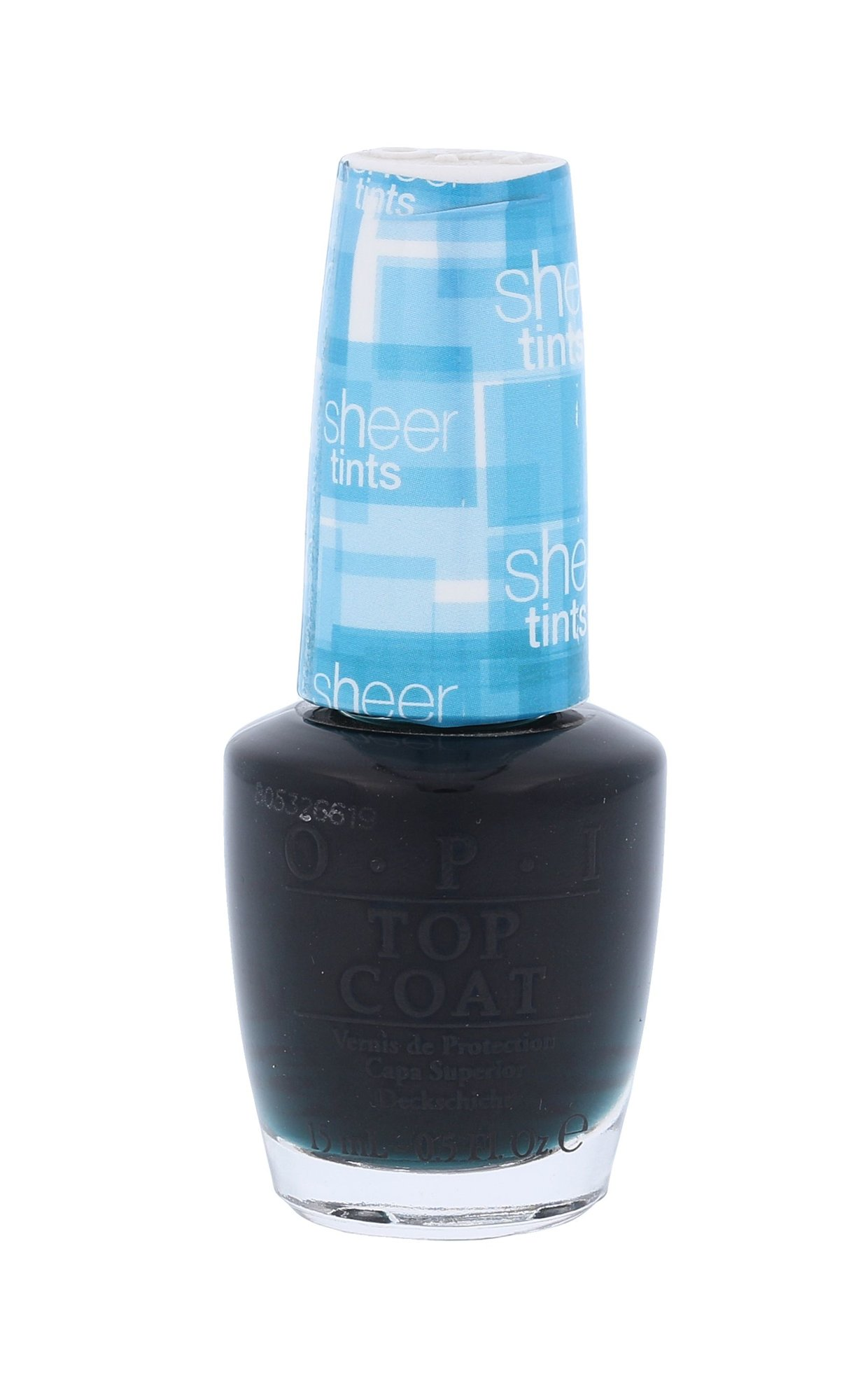 OPI Nail Lacquer Cosmetic 15ml NT S04 I Can Teal You Like Me