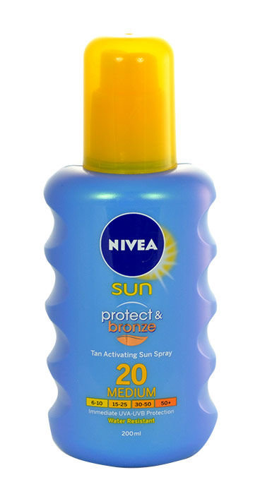 Nivea Sun Cosmetic 200ml