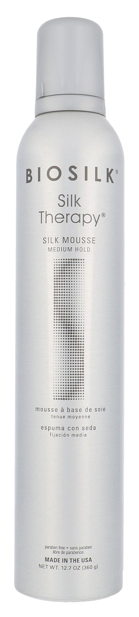 Farouk Systems Biosilk Silk Therapy Mousse Medium Hold Cosmetic 360g