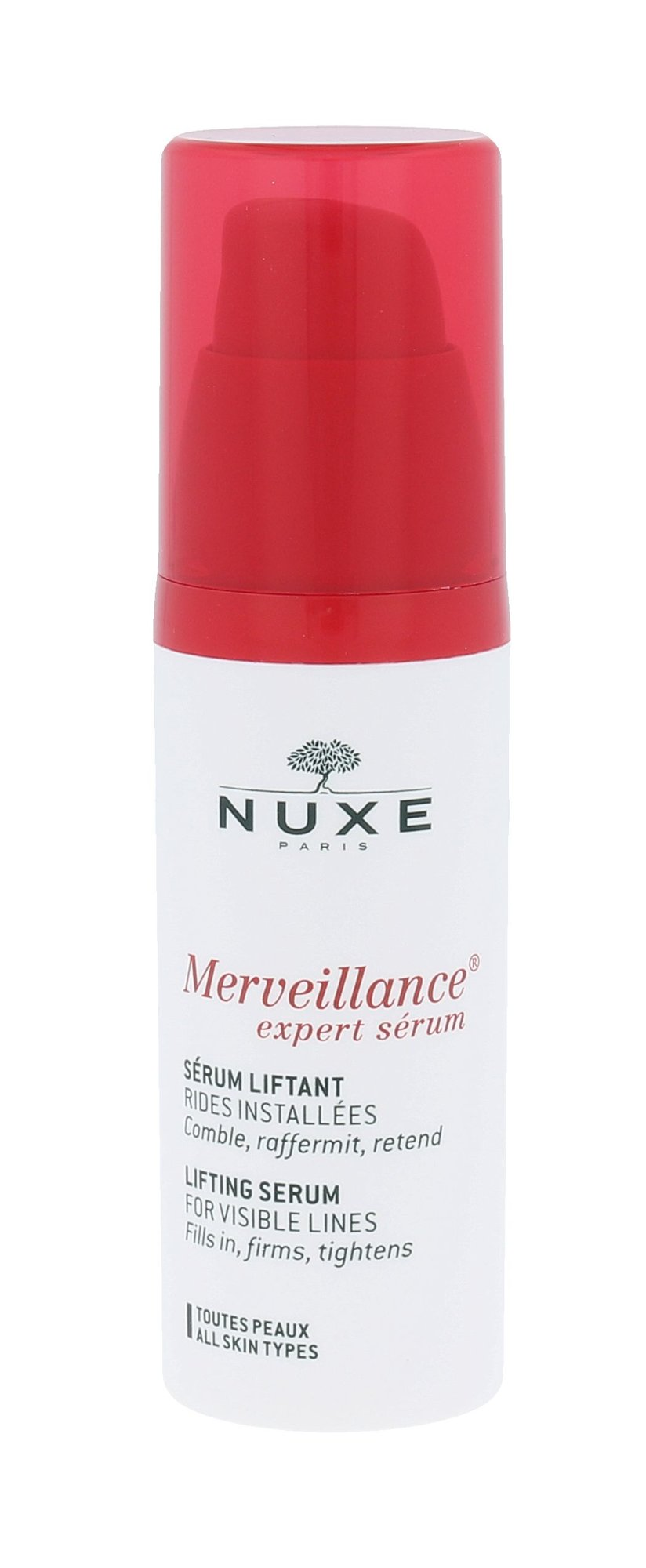 NUXE Merveillance Cosmetic 30ml  Lifting Serum For Visible Lines