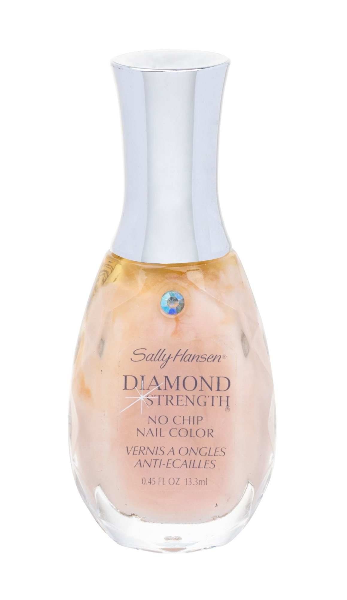 Sally Hansen Diamond Strength Cosmetic 13,3ml 210 Brilliant Blush