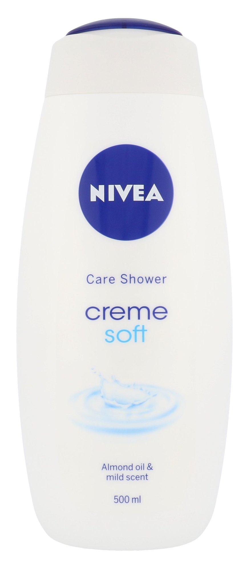 Nivea Creme Soft Cosmetic 500ml