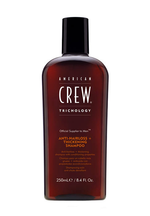 American Crew Trichology Cosmetic 250ml  Hair Recovery + Thickening