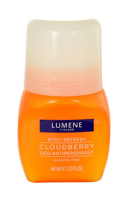 Lumene Body Refresh Cosmetic 60ml  Cloudberry