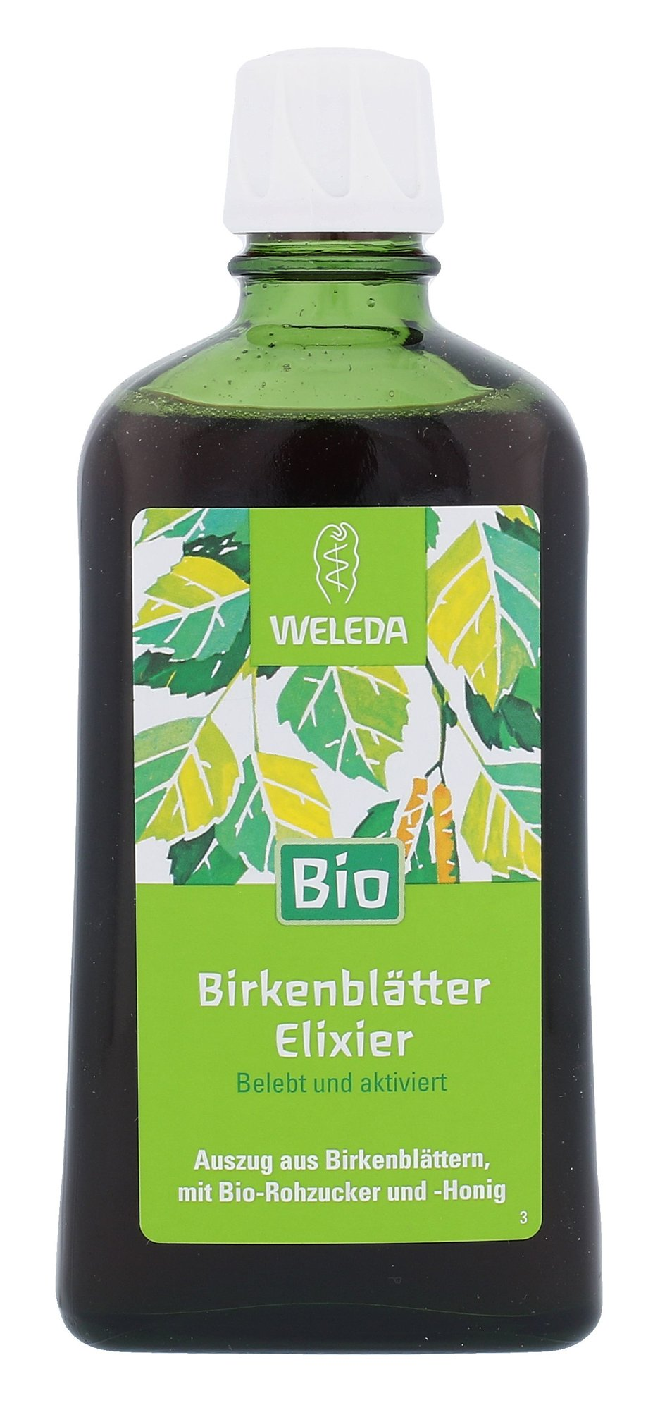 Weleda Bio Birch Elixir Cosmetic 200ml
