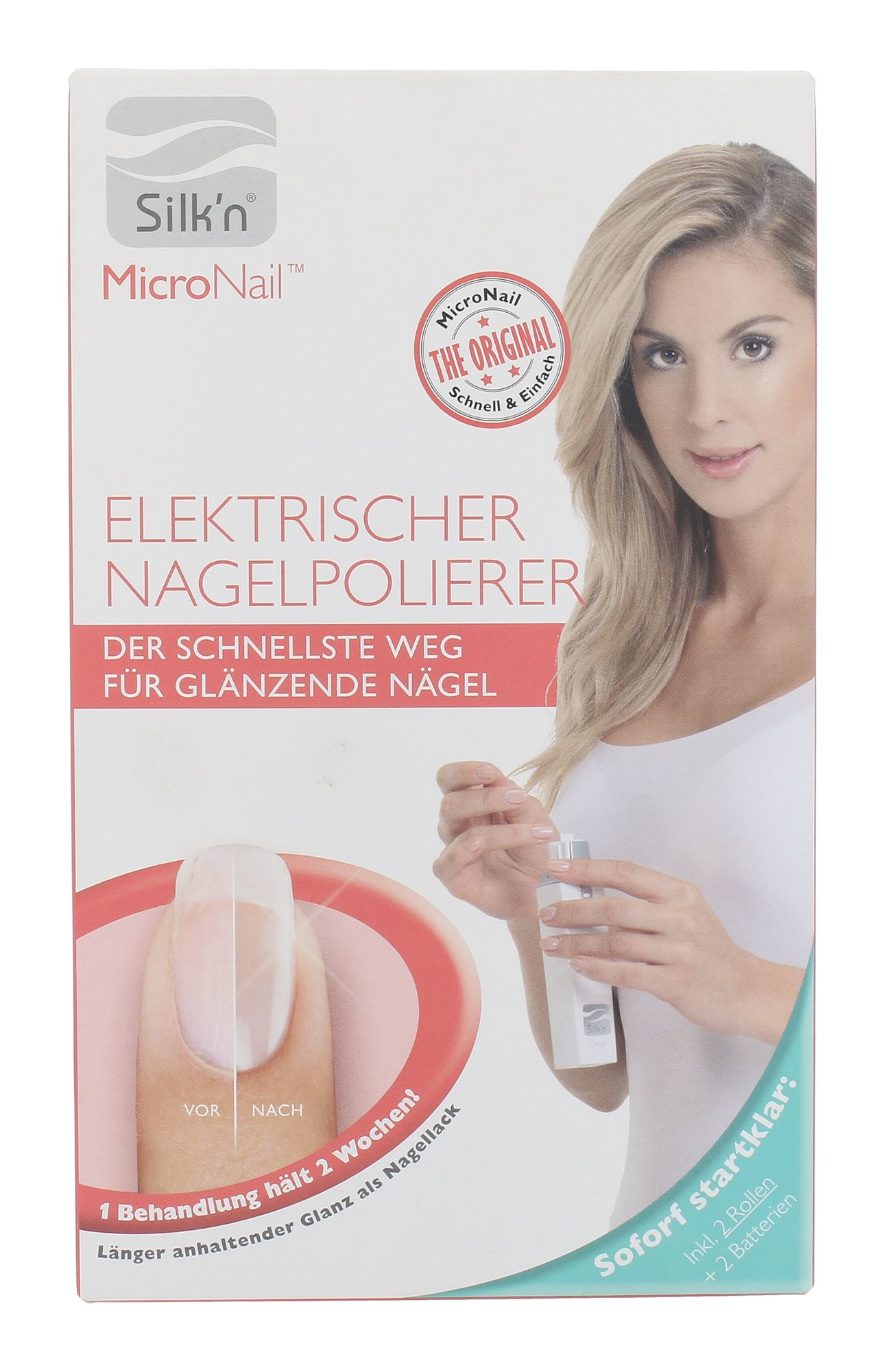 Silk´n Micro Nail Cosmetic 1ks