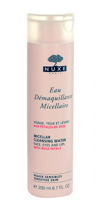 NUXE Rose Petals Cleanser Cosmetic 200ml