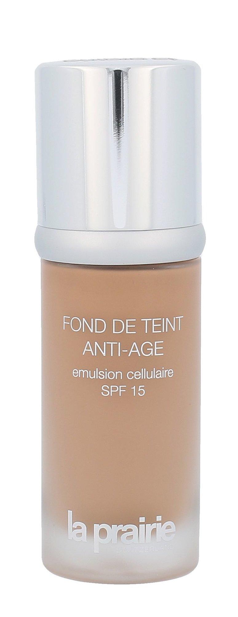 La Prairie Anti Aging Foundation SPF15 Cosmetic 30ml Shade 600