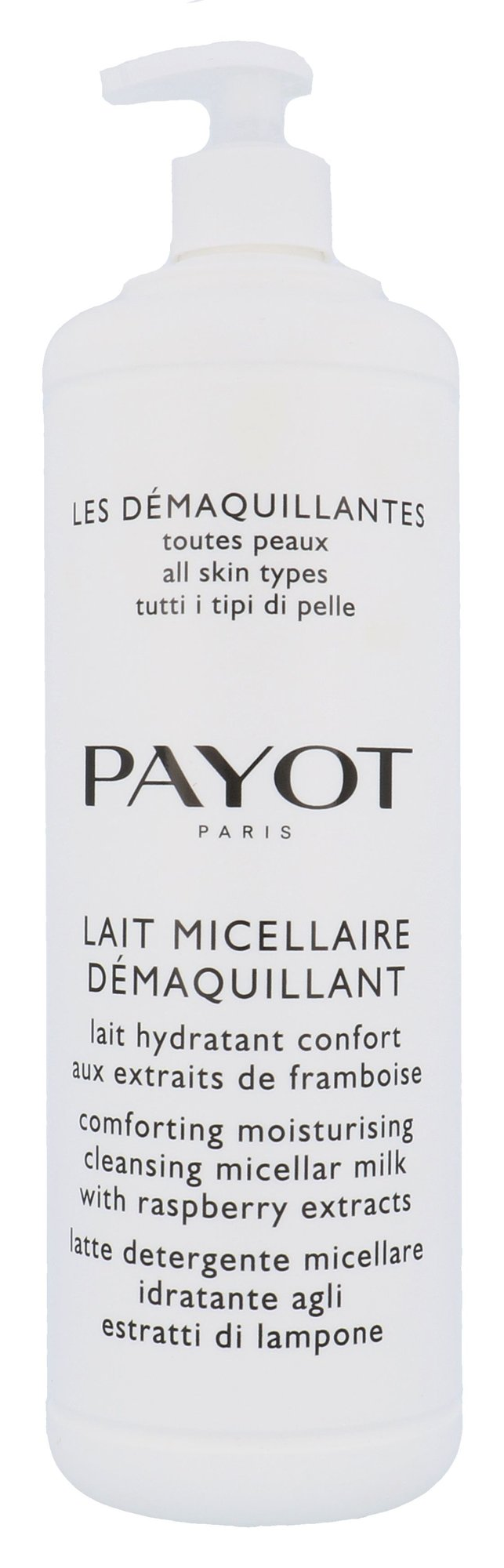PAYOT Les Démaquillantes Cosmetic 1000ml