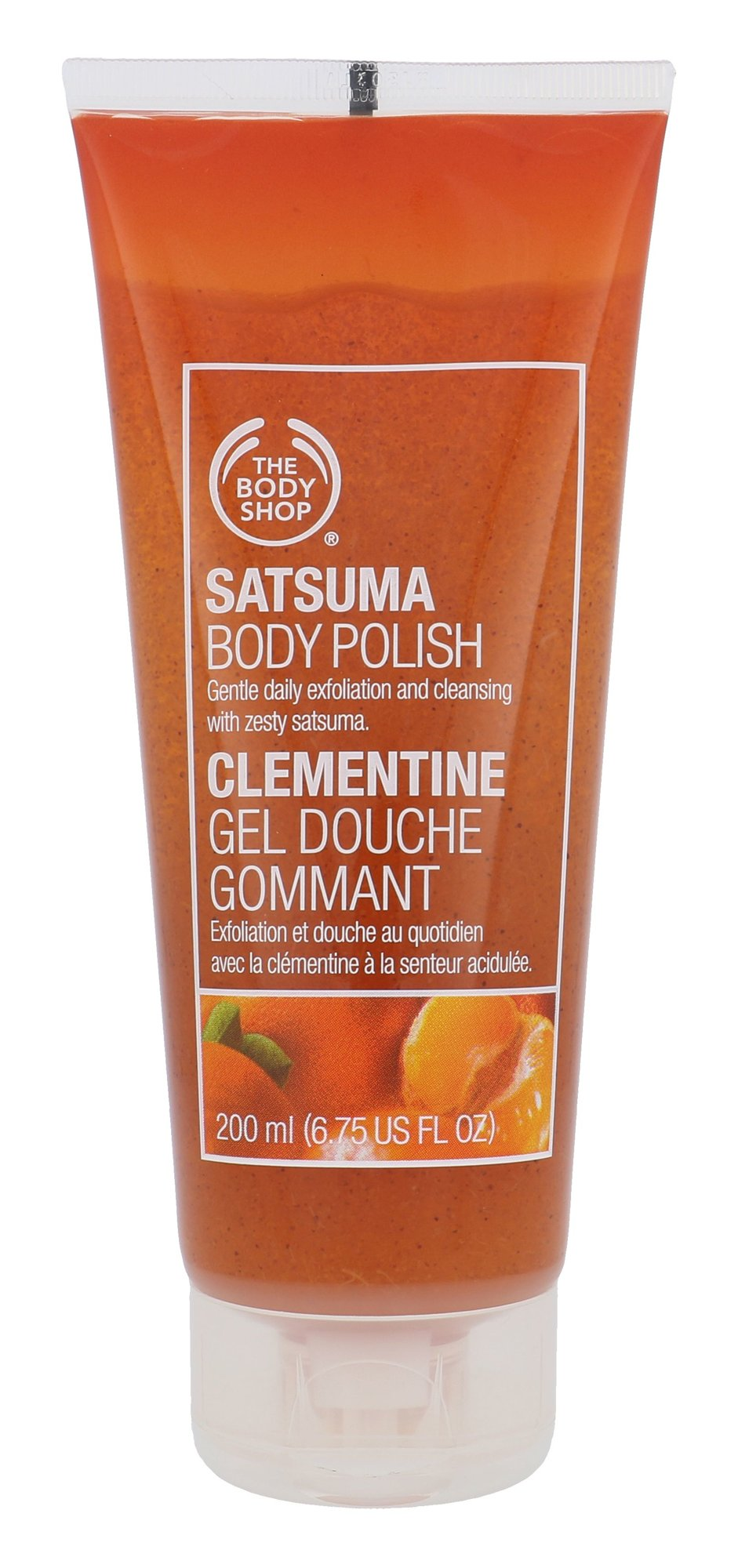 The Body Shop Satsuma Cosmetic 200ml