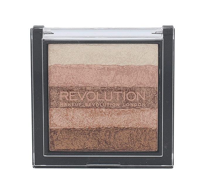 Makeup Revolution London Shimmer Brick Cosmetic 7g Radiant