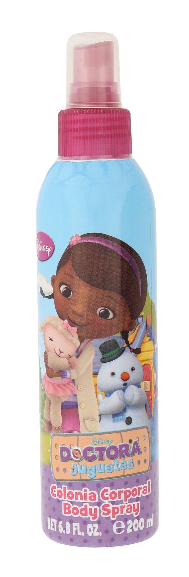 Disney Doctora Juguetes Tělový spray 200ml
