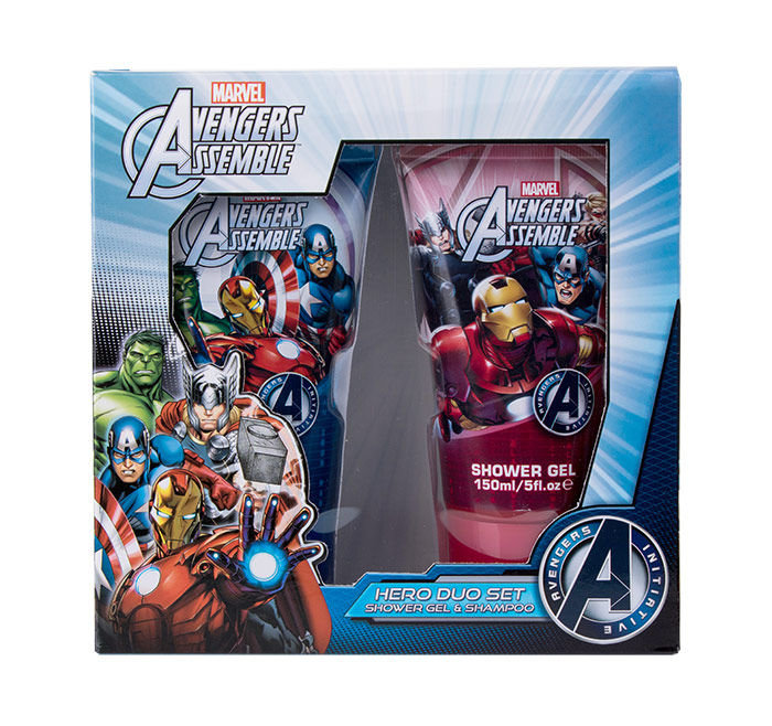 Marvel Avengers Assemble Shower gel 150ml