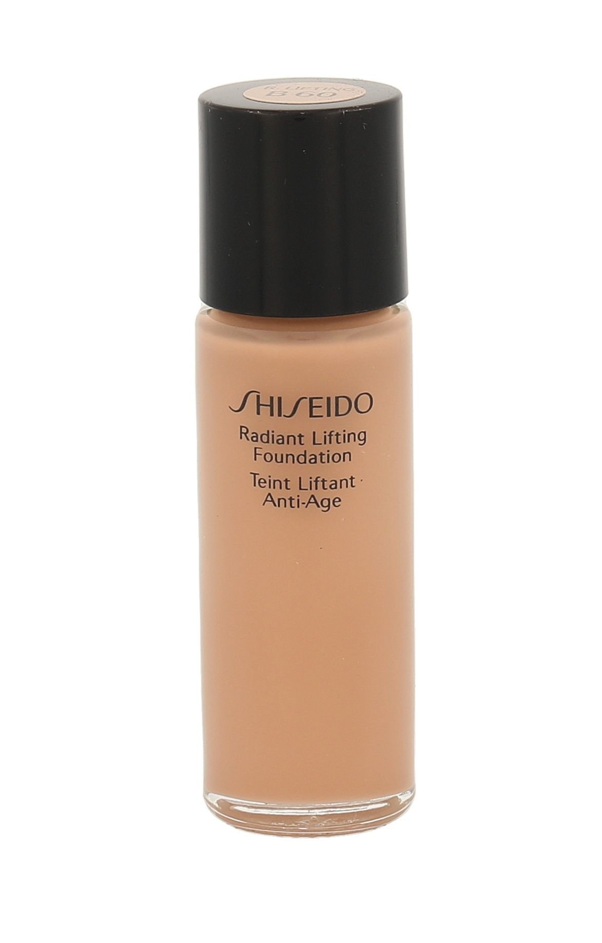 Shiseido Radiant Lifting Foundation Cosmetic 15ml B60 Natural Deep Beige