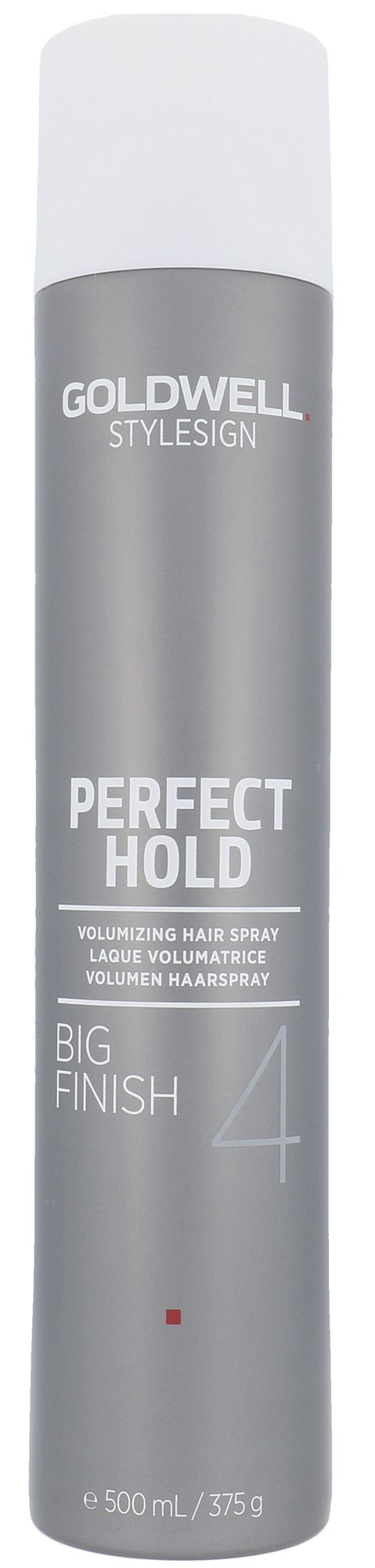 Goldwell Style Sign Perfect Hold Big Finish Cosmetic 500ml