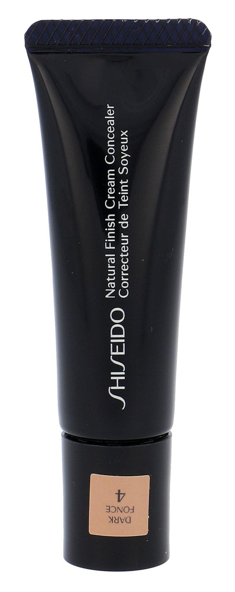 Shiseido Natural Finish Cosmetic 10ml 4 Dark