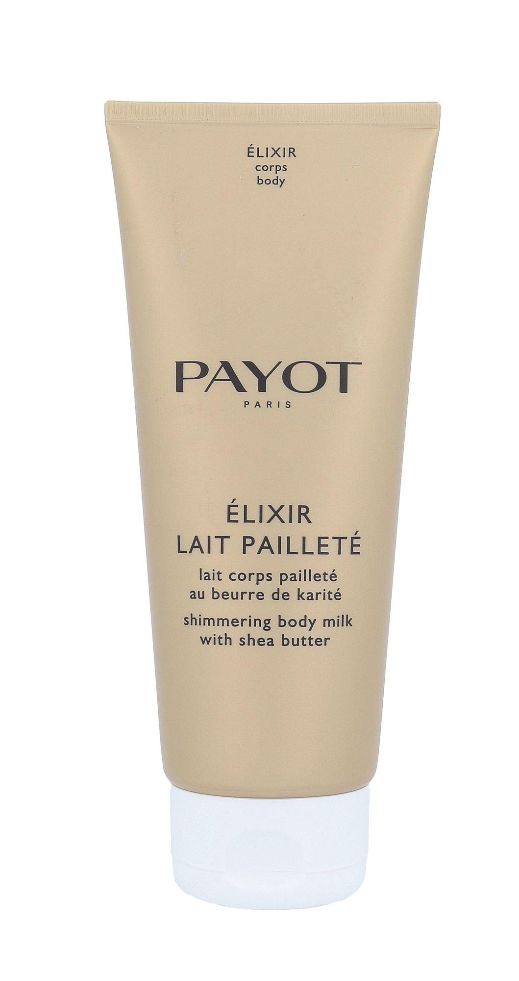 PAYOT Elixir Cosmetic 200ml  Lait Pailleté
