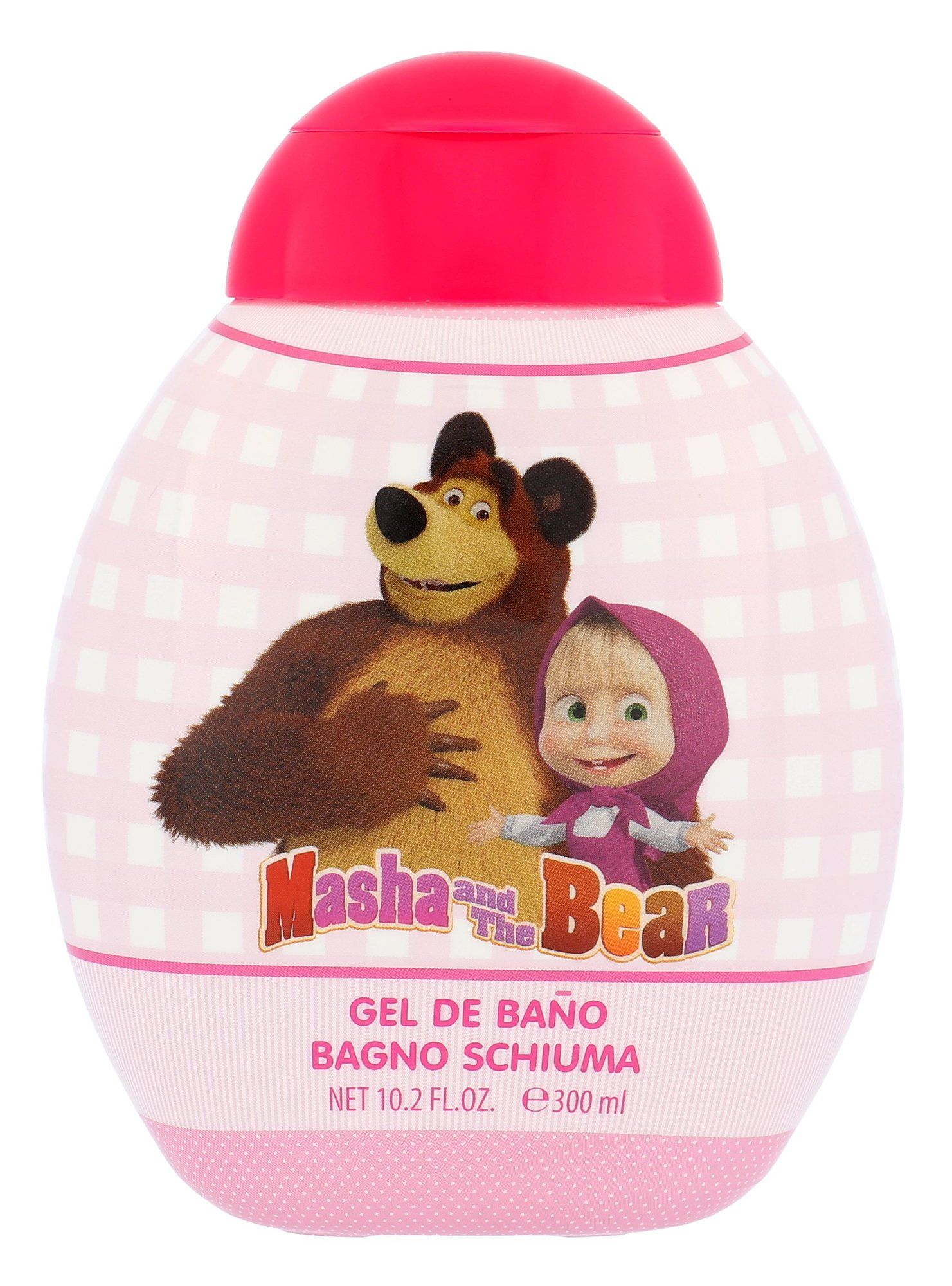 Disney Masha and The Bear Shower gel 300ml