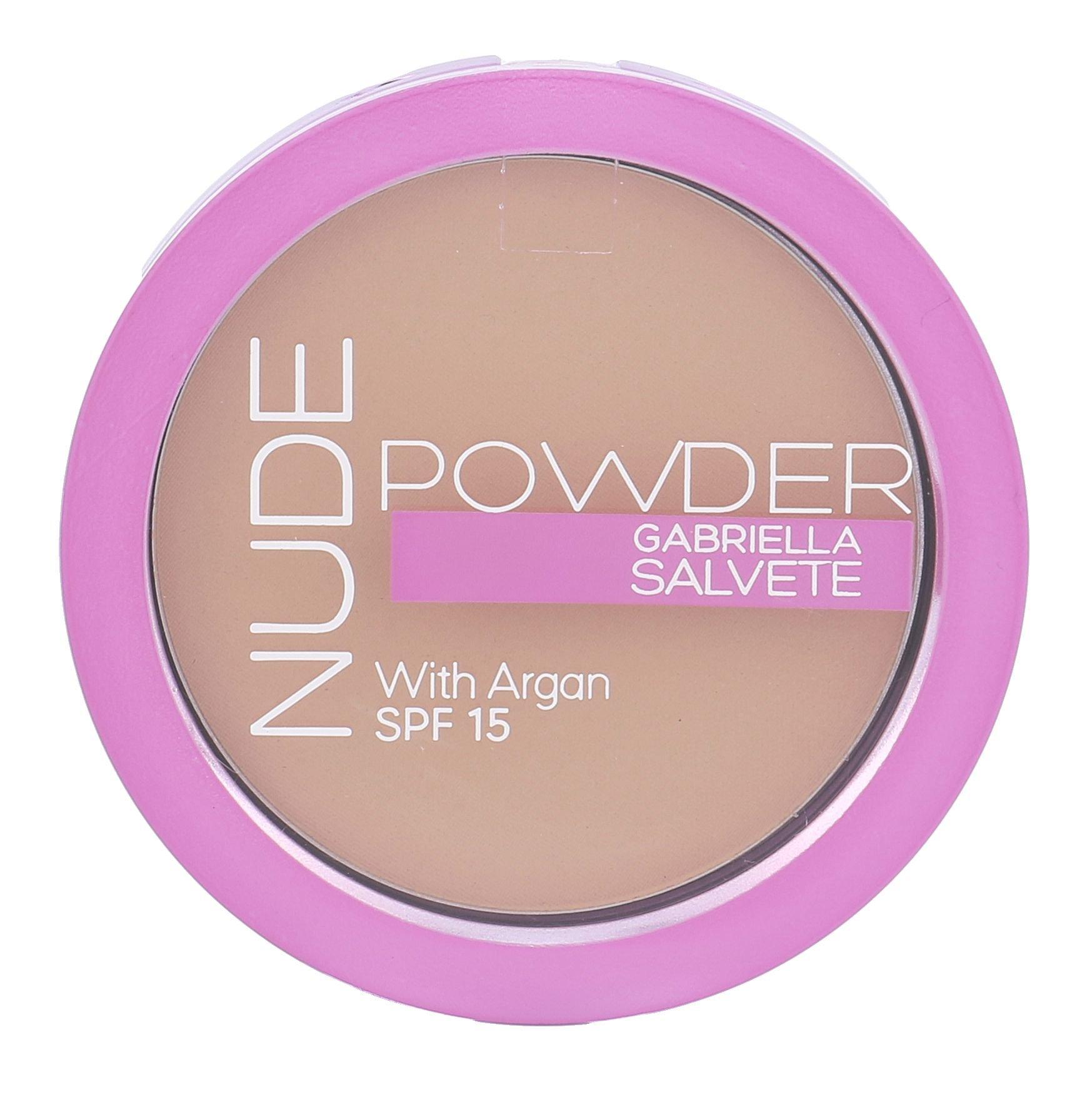 Gabriella Salvete Nude Powder SPF15 Cosmetic 8g 04 Nude Beige