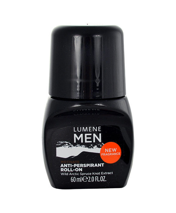 Lumene Men Motivate Anti-Perspirant Roll-On Cosmetic 60ml