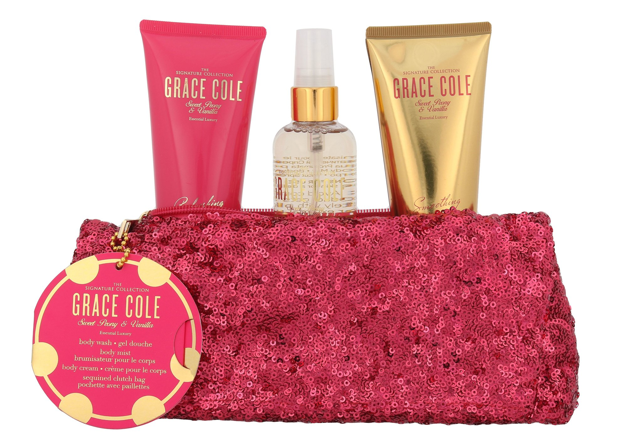 Grace Cole Sweet Peony & Vanilla Cosmetic 100ml