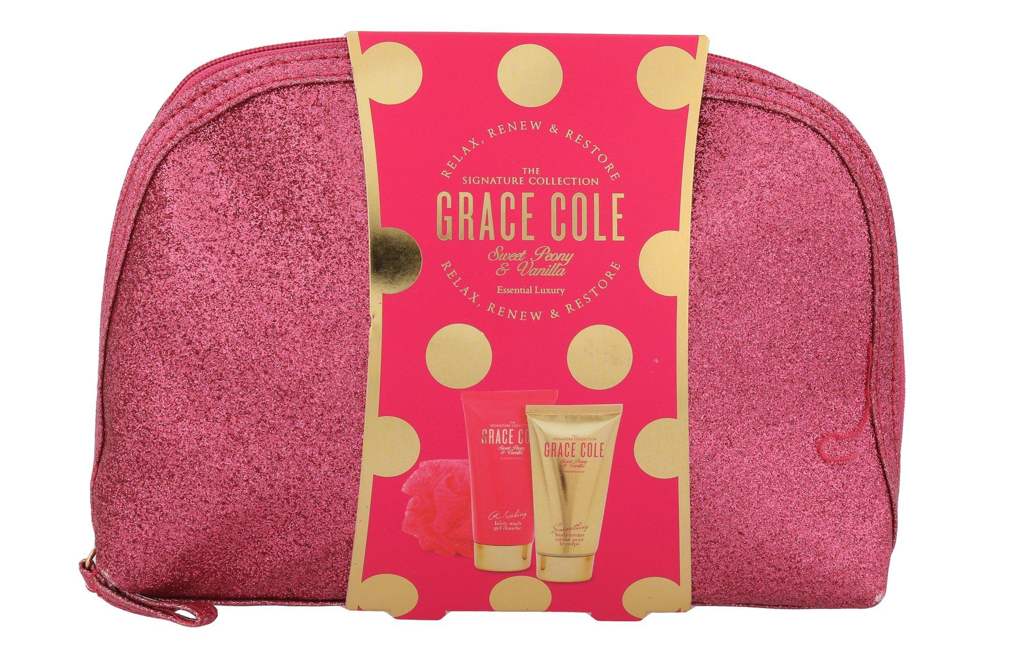 Grace Cole Sweet Peony & Vanilla Cosmetic 100ml