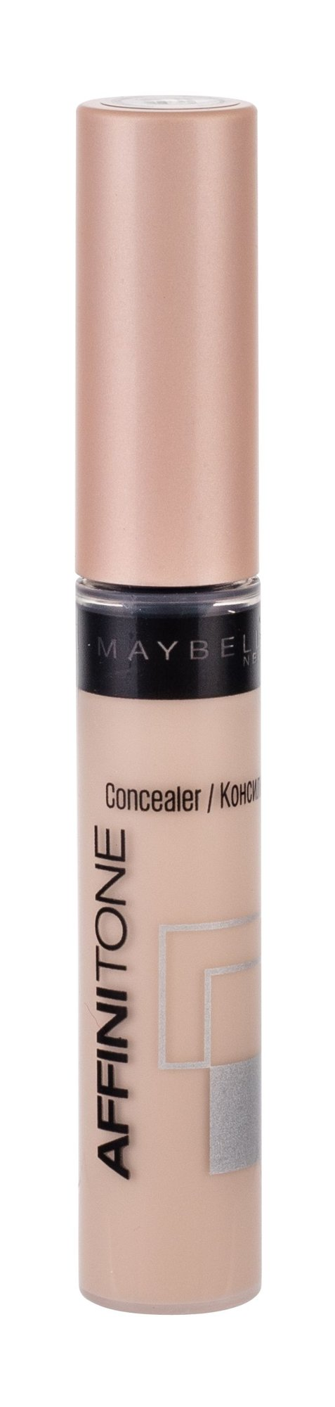 Maybelline Affinitone Cosmetic 7,5ml 01 Nude Beige