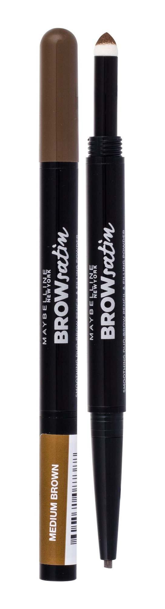 Maybelline Brow Satin Cosmetic 0,71ml Medium Brown