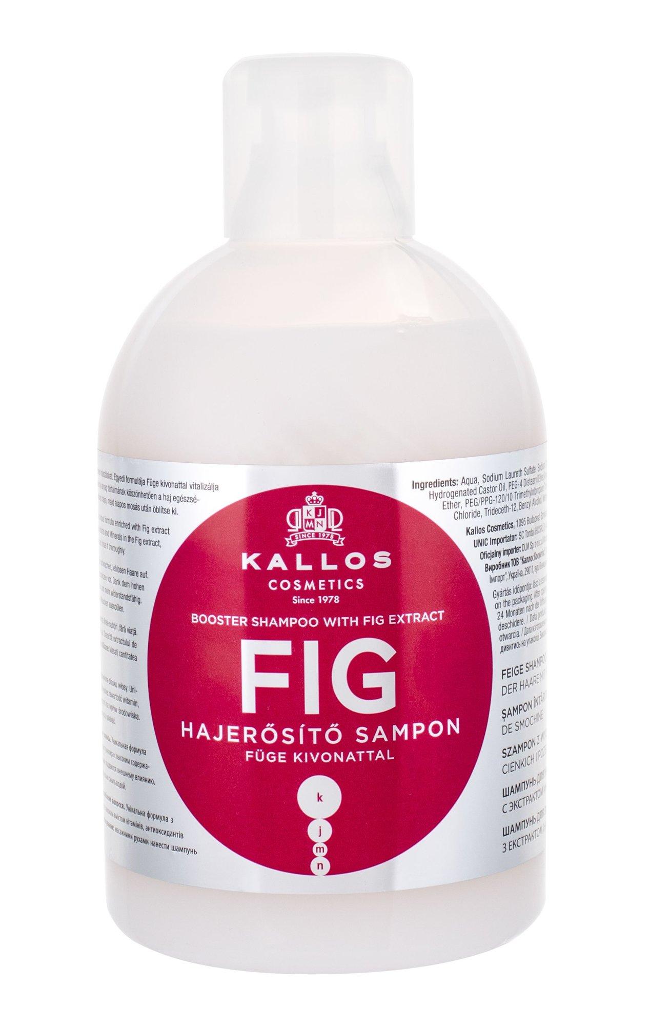 Kallos Cosmetics Fig Cosmetic 1000ml